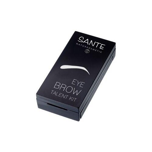 Sante Naturkosmetik Augen Augenbrauen Eyebrow Talent Kit 2,40 g
