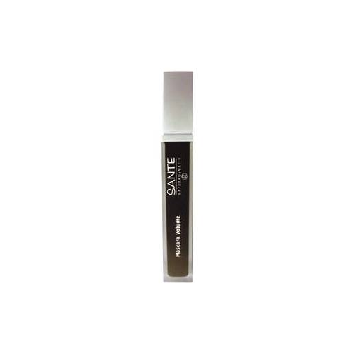 Sante Naturkosmetik Augen Wimperntusche Volume Mascara Nr. 02 Brown 7 ml