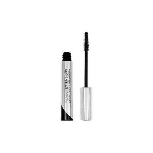 Wunder2 Make-up Wimpern WunderExtensions Lash Extension & Curl Mascara Black 10 g