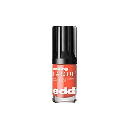 edding Make-up Nägel Corals & Oranges L.A.Q.U.E. Nr. 158 Poppy Pumkin 8 ml