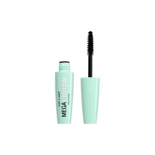 wet n wild Augen Mascara & Eyeliner Mega Protein Mascara Very Black 1 Stk.