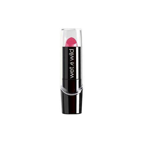 wet n wild Lippen Lippenstift Silk Finish Lipstick Fuchsia With Blue Pearl 3,60 g