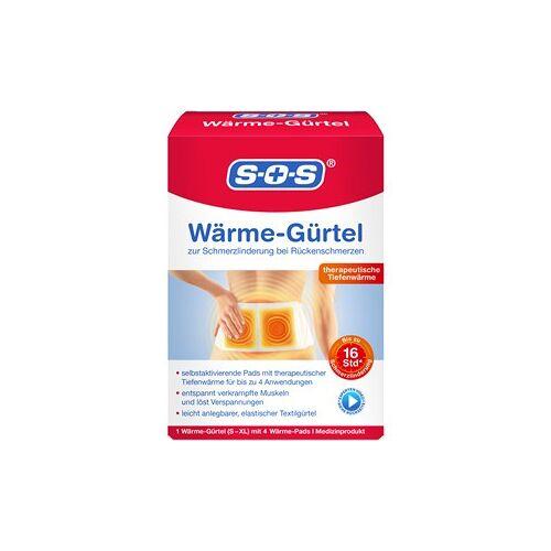 SOS Gesundheit Schmerz- & Wärmetherapie Wärme-Gürtel 1 Stk.