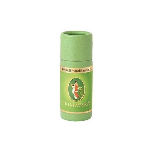 Primavera Aroma Therapie Ätherische Öle Neroli Marokkanisch 1 ml