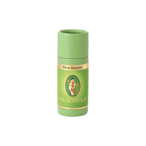 Primavera Aroma Therapie Ätherische Öle Rose Absolue türkisch 1 ml