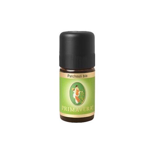 Primavera Aroma Therapie Ätherische Öle bio Patchouli Bio 5 ml