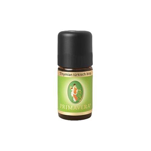 Primavera Aroma Therapie Ätherische Öle bio Thymian türkisch bio 5 ml