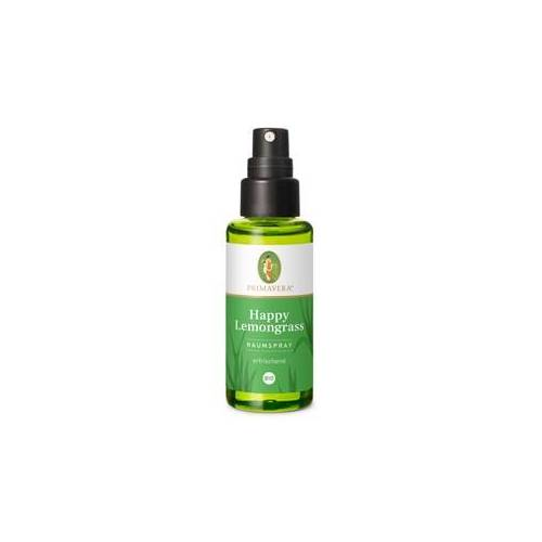 Primavera Home Bioraumduft Airsprays Happy Lemongrass Raumspray 50 ml