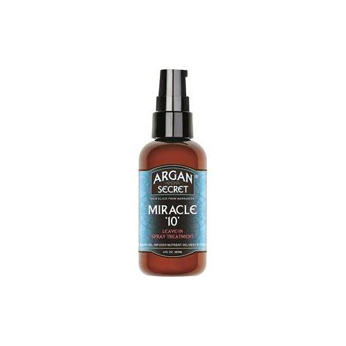 Argan Secret Haarpflege Haarpflege Miracle-10 180 ml