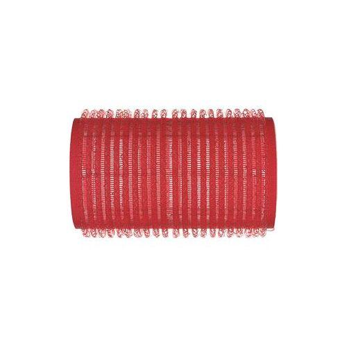 Efalock Professional Friseurbedarf Lockenwickler 13 mm - 48 mm Durchmesser Haftwickler Klein Durchmesser 13 mm, Rot 12 Stk.