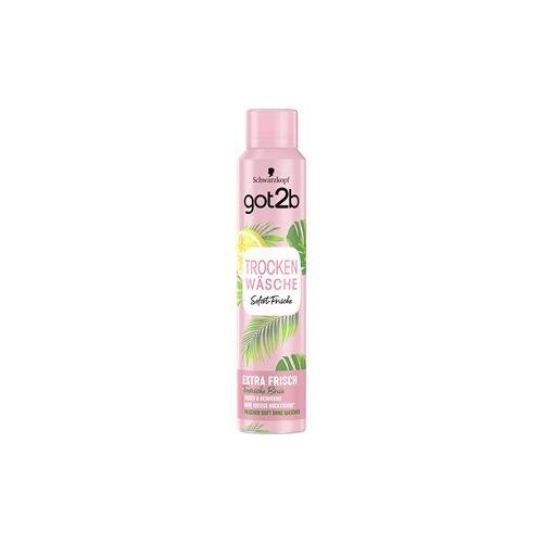 GOT2B Haarpflege Trockenshampoo Extra Frisch Trockenshampoo 200 ml