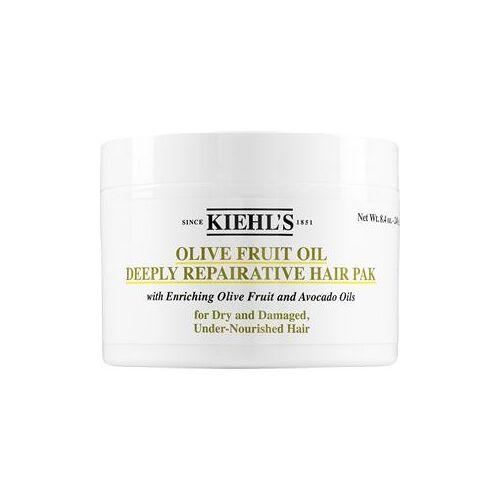 Kiehl's Haarpflege & Haarstyling Behandlungen Olive Fruit Oil Deeply Repairative Hair Pak 250 ml