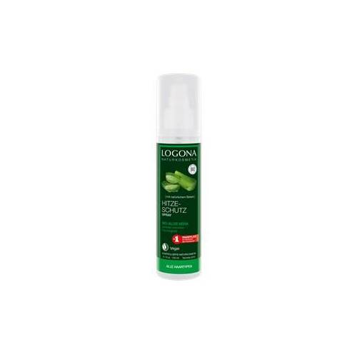 Logona Haarpflege Styling Hitzeschutz Spray Bio-Aloe Vera 150 ml