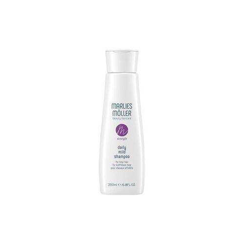 Marlies Möller Beauty Haircare Strength Daily Mild Shampoo 200 ml