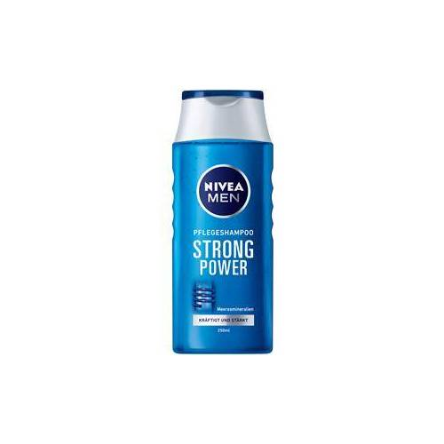 Nivea Männerpflege Haarpflege Nivea Men Strong Power Pflegeshampoo 250 ml