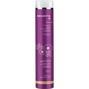 Medavita Haarpflege Luxviva Beige Blond Color Enricher Shampoo 30 ml