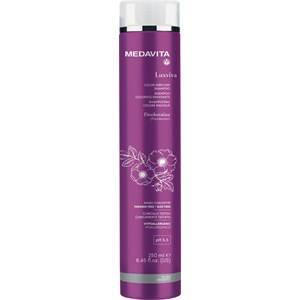 Medavita Haarpflege Luxviva Silver Color Enricher Shampoo 30 ml