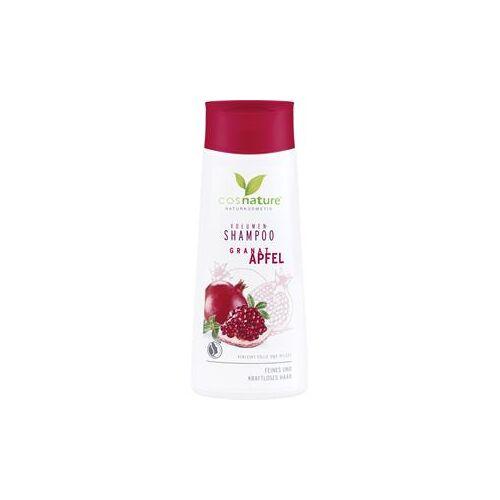 Cosnature Pflege Haarpflege Volumen-Shampoo Granatapfel 200 ml