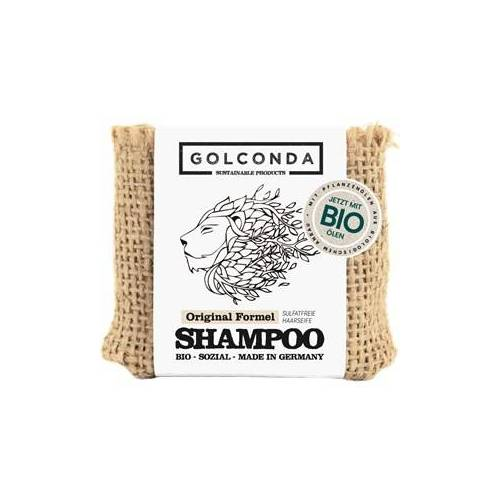 Golconda Pflege Seifen Original Formel Shampoo 65 g