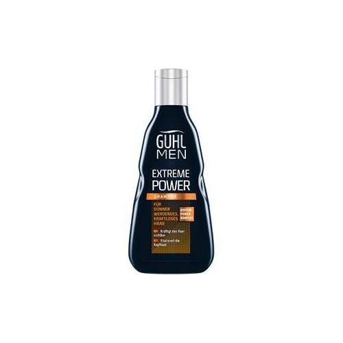 Guhl Haarpflege Shampoo Men Extreme Power Shampoo 250 ml
