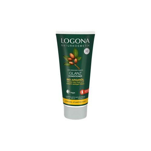 Logona Haarpflege Conditioner Glanz Conditioner Bio-Arganöl 200 ml