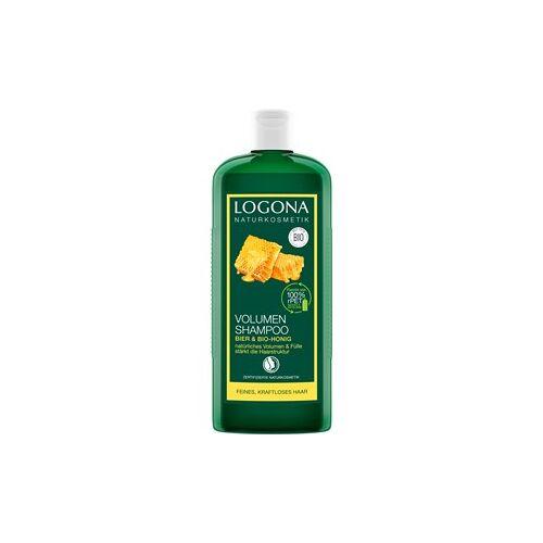 Logona Haarpflege Shampoo Volumen Shampoo Bier & Bio-Honig 75 ml