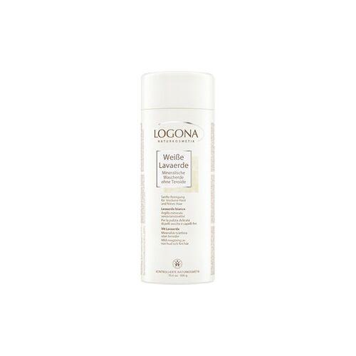 Logona Haarpflege Shampoo Weiße Lavaerde Pulver 150 g