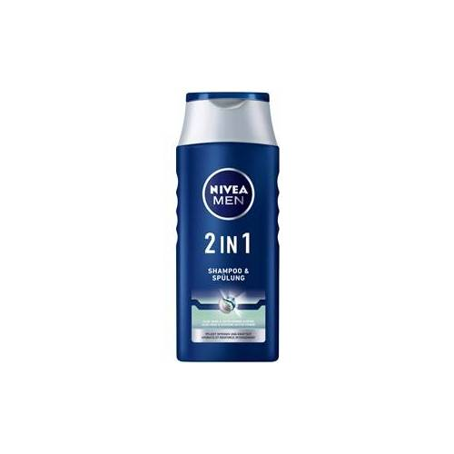 Nivea Männerpflege Haarpflege Nivea Men 2 in 1 Shampoo & Spülung 250 ml