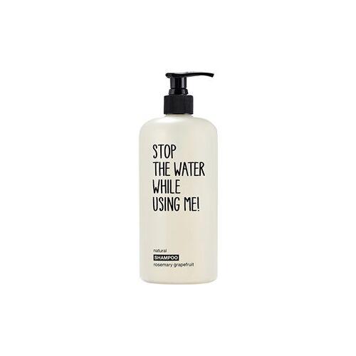 STOP THE WATER WHILE USING ME! Haare Shampoo Rosemary Grapefruit Shampoo 200 ml