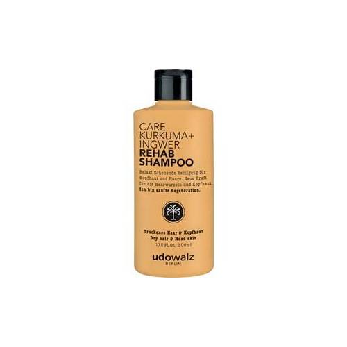Udo Walz Haarpflege Care Kurkuma + Ingwer Rehab Shampoo 300 ml