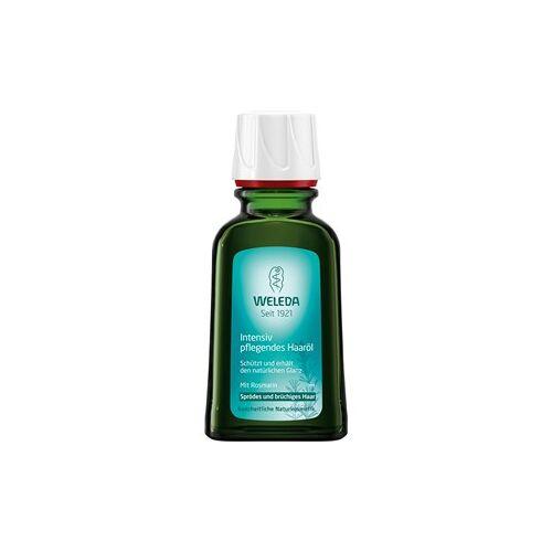 Weleda Pflege Haarpflege Intensiv Pflegendes Haaröl 50 ml