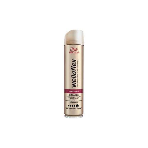 Wellaflex Styling Haarlack Power Halt Anti-Aging Haarlack 250 ml