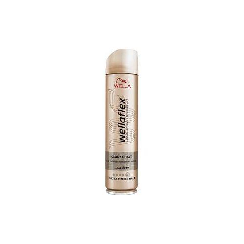 Wellaflex Styling Haarspray Glanz & Halt Haarspray 400 ml