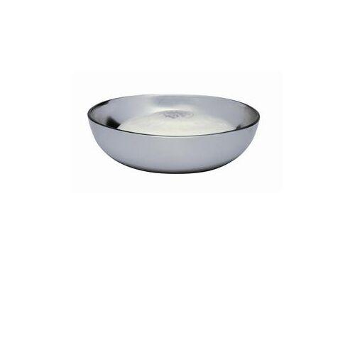 ERBE Shaving Shop Rasieraccessoires Seifenschale ohne Seife 10 cm Durchmesser 1 Stk.