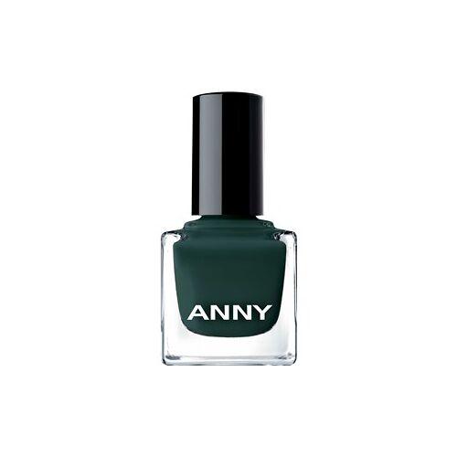 ANNY Nägel Nagellack Green Nail Polish Nr. 370.10 Miss Undercover 15 ml