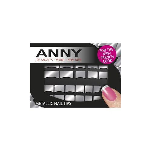 ANNY Nägel Nagellack Metallic Nail Tips 1 Stk.