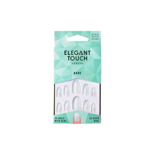 Elegant Touch Nägel Kunstnägel Bare Nails Oval 48 Stk.