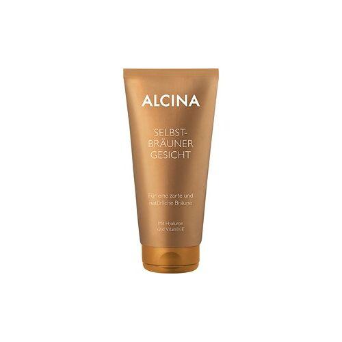 Alcina Kosmetik Selbstbräuner Gesicht 50 ml