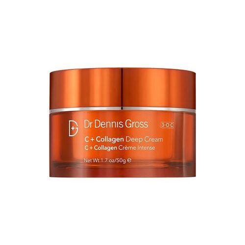 Dr Dennis Gross Pflege C+Collagen C + Collagen Deep Cream 50 ml