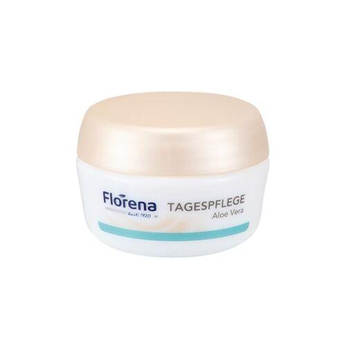 Florena Pflege Gesichtspflege Tagespflege Aloe Vera 50 ml