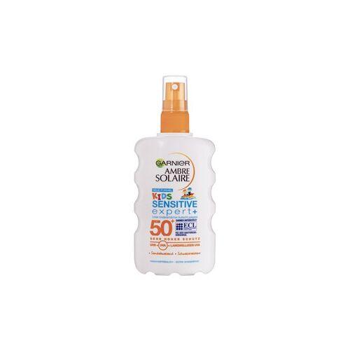 GARNIER Sonnenschutz Pflege & Schutz Kids UV- Schutz Sonnenspray SPF 50+ 200 ml