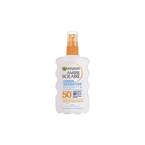 GARNIER Sonnenschutz Pflege & Schutz UV- Schutz Sonnenspray SPF 50+ 200 ml