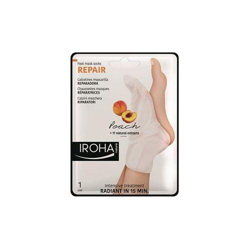 Iroha Pflege Körperpflege Foot Mask Socks Repair 1 Stk.