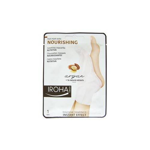 Iroha Pflege Körperpflege Nourishing Foot Mask Socks 1 Stk.