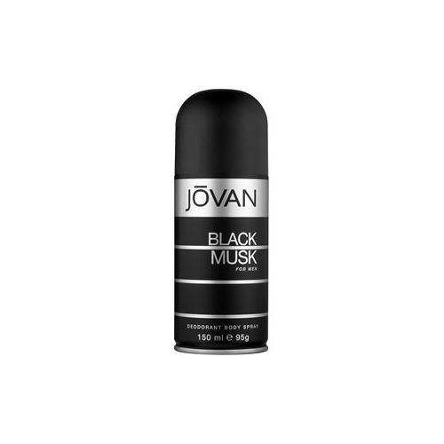 Jovan Herrendüfte Black Musk Deodorant Body Spray 150 ml