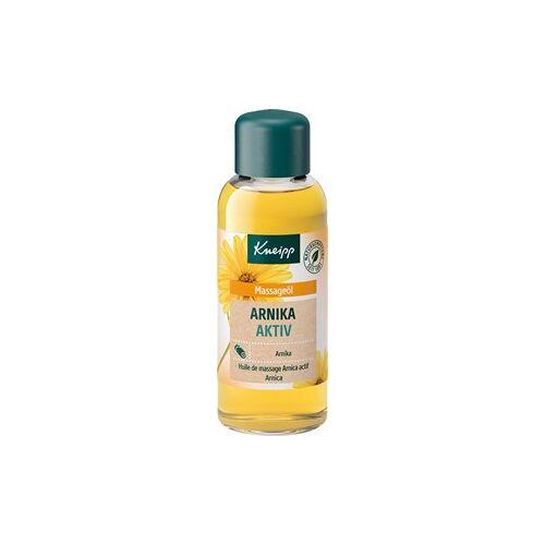 Kneipp Pflege Haut- & Massageöle Massageöl Arnika 100 ml