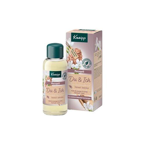 Kneipp Pflege Haut- & Massageöle Massageöl Du & Ich 100 ml