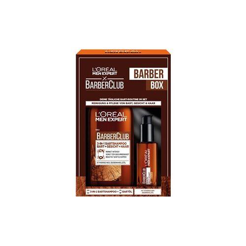 L'Oréal Paris Men Expert Men Expert Rasurpflege Geschenkset 3-in-1 Bartshampoo 200 ml + Bartöl 30 ml 1 Stk.