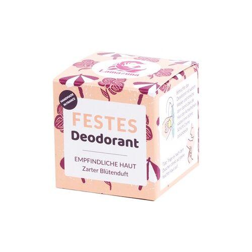 Lamazuna Pflege Deodorants Zarter Blütenduft Festes Deodorant 35 g