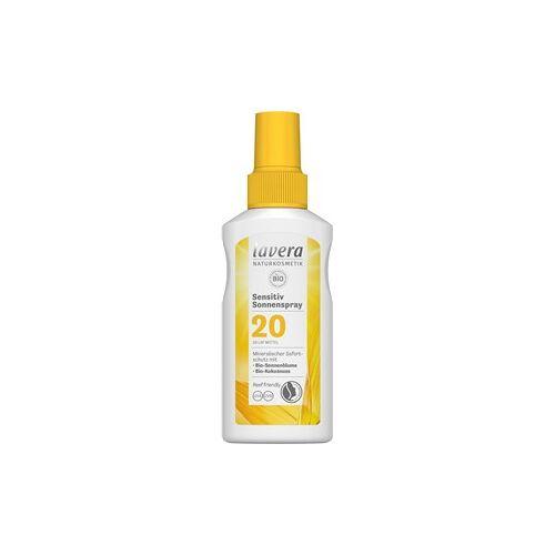 Lavera Sonnenpflege Sun Sensitiv Sonnenspray SPF 30 100 ml